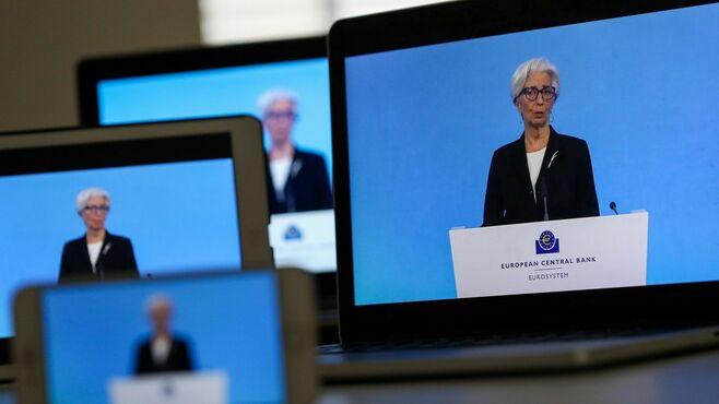 ECB、18年ぶりの戦略修正は「ハト派」へのシフト