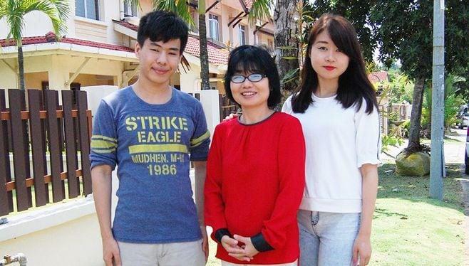 トリリンガルを目指す日本人一家の旅