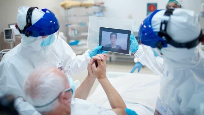 コロナ禍の入院患者にWi-Fi環境が欠かせない訳