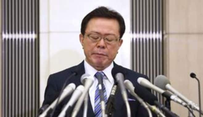 猪瀬氏辞任の陰で高笑いの安倍首相