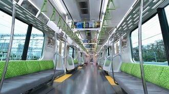 鉄道車両「定員オーバー」してもなぜOKなのか