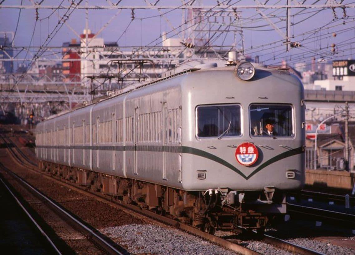2枚の大窓「湘南顔」、昭和の鉄道車両に大旋風