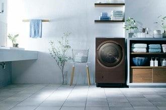 マンションに置ける!「ドラム式洗濯機」4選