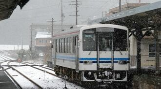 JR西日本「ローカル線見直し」対象線区はどこか