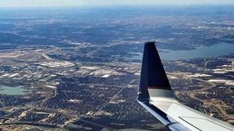 ユナイテッド航空「空の絶景」が大ブレイク