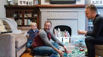 「子持ち同性愛カップル」家事分担のリアル
