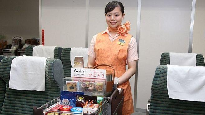 「パーサー」の眼から見た新幹線客の違いは?