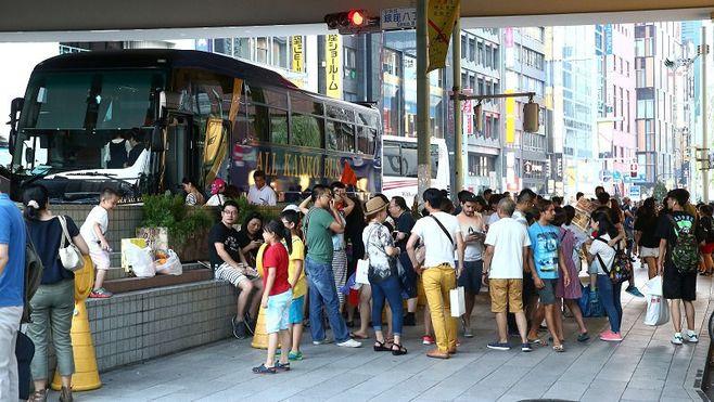 中国政府が訪日客の「蛇口」を締め始める日