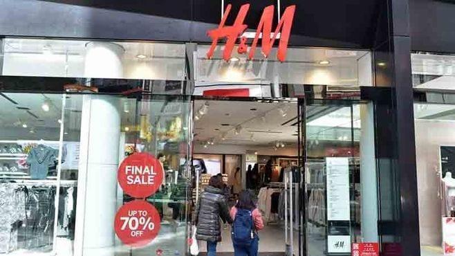 H&Mが「日本限定商品」なしでも戦えるワケ