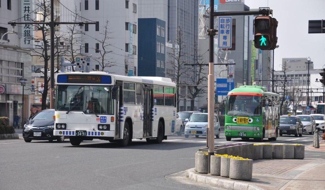 図 両備 バス 路線