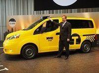 米NYのイエローキャブに日産車が採用された理由とは