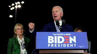 米民主党が選ぶのはバイデンかサンダースか