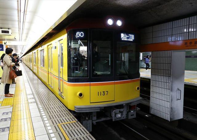 東京メトロ「謎の途中駅止まり」はどこへ行く? | 通勤電車 | 東洋経済 ...