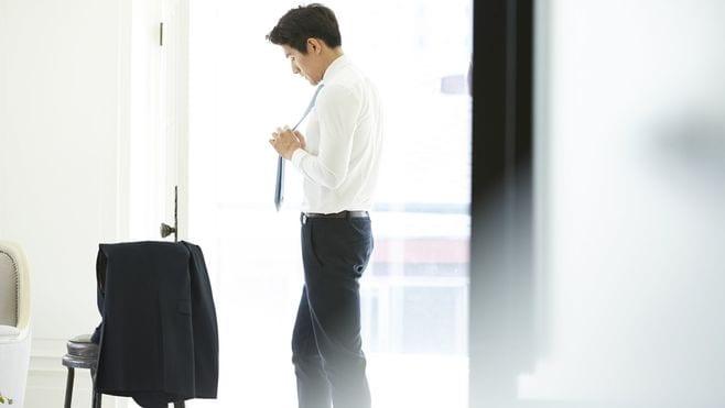 外見で損する40代男性の「抜け落ちポイント」