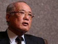 経済危機が起こらなくても新日鉱との統合は絶対にあった--西尾進路・新日本石油社長