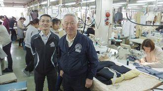 高級ブランドが頼る縫製工場イワサキの秘密