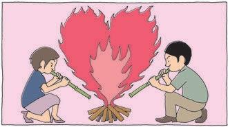 50歳を超えて「燃えるような恋」をする人たち