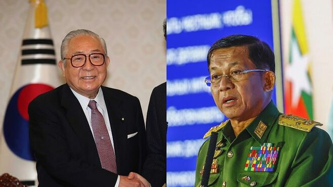 日本ミャンマー協会「市民弾圧する軍」擁護の衝撃
