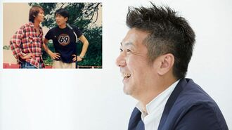 吉本を出たIT社長、目指すは「日本のジョブズ」