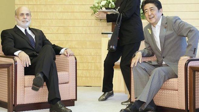 安倍首相・バーナンキ会談の中身に問題あり