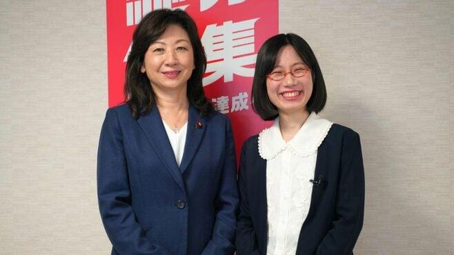野田聖子「女性のためだけの政策なんてない」