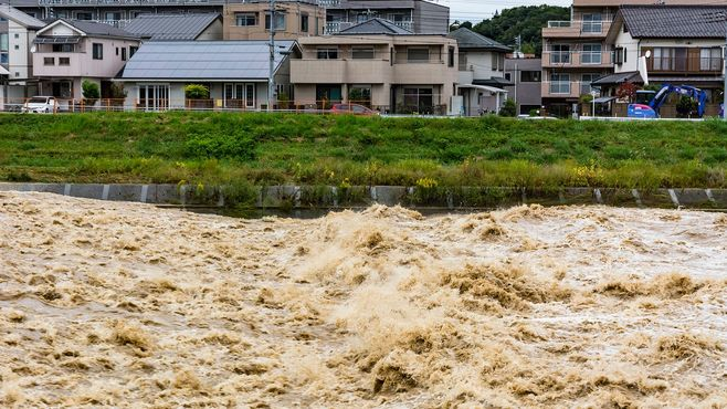 水害リスクの高い日本に足りていない備え