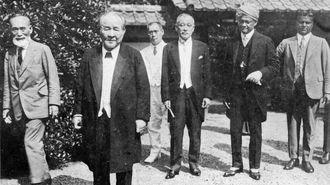 渋沢栄一が「五月病に悩む新社会人」に贈る言葉