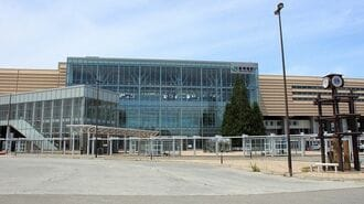 新幹線10年目の青森、ねぶた中止で試練の夏