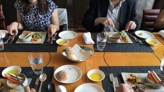 食事中に話が「盛り上がらない」ときの脱出法