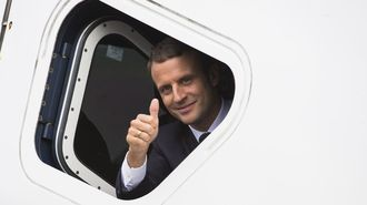 「TGVもう造らない」、仏新大統領が爆弾発言