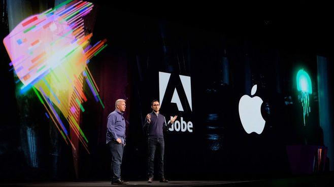 アドビが「アップルとの仲」を強調する事情