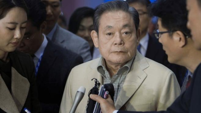韓国の巨星墜つ、サムスン李健煕会長の功罪