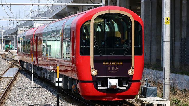名列車「雪月花」を生んだ男たちの熱いドラマ