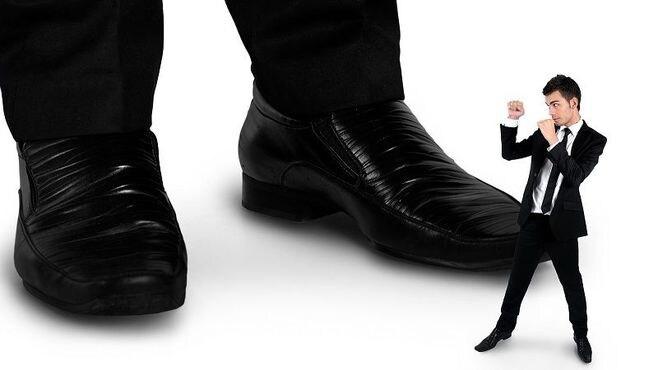 「理不尽に攻撃する上司」を賢くかわす護身術