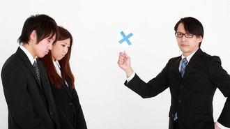 新入社員の「さすがに非常識すぎる」行動7選
