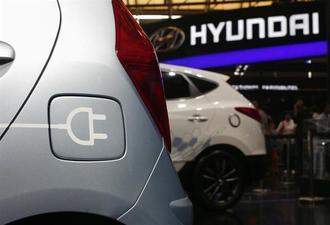 米中で伸び悩む、韓国・現代自動車
