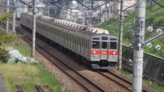 首都圏の鉄道、沿線人口の増減率ランキング