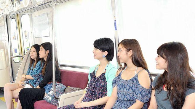 日本一「おしゃれ女性遭遇率」が高い路線は?