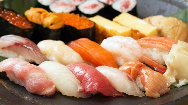 「海ナシ県ほど寿司が好き」消費量に見る県民性