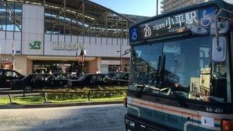 都内を「タテ移動」で使えるバス路線はこれだ