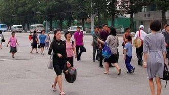 直撃!「普通の人たち」が語る今の北朝鮮