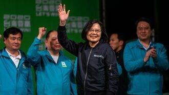 中国が進める「1国2制度」は台湾では不可能だ