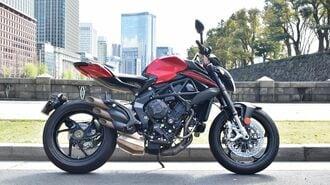 イタリア製バイク「MVアグスタ」のデザイン思考