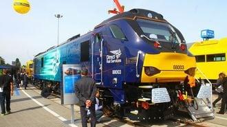 欧州の「貨物列車」はこんなに進んでいる