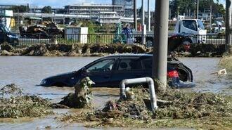 台風19号で浸水、埼玉・東松山の被災者はいま