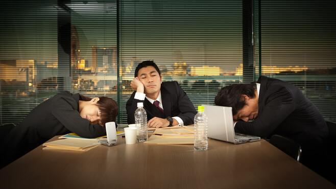 「社員が休まない会社」が抱える根本的な問題