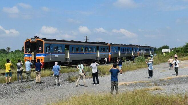 実に面白い、海外で「日本製」の列車貸し切り