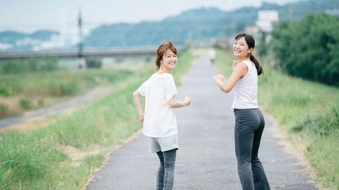 本当に痩せたいなら 速く 走ってはいけない スポーツ 東洋経済