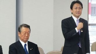 進まない野党結集、見えぬ「最後の小沢政局」