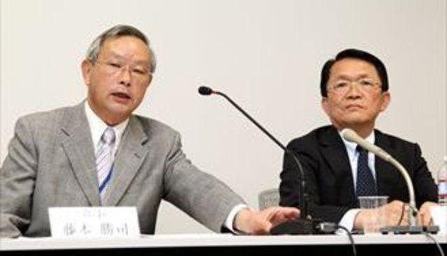 赤字続く日本板硝子、会長退任で...